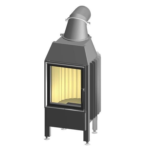 Каминная топка Spartherm Mini Z1-10,0 кВт-4S (57)