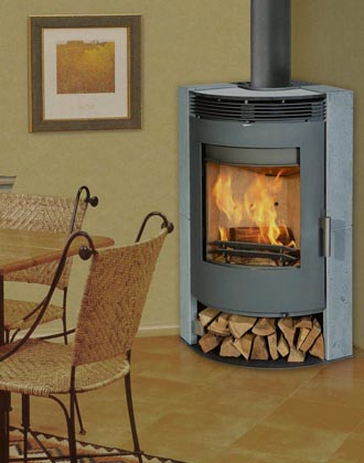 Печь камин Fireplace Dijon SP
