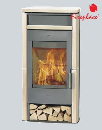Печь камин Fireplace Paris K